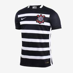 Camiseta Nike Corinthians II Jogador Masculina  074b4cef95ae5