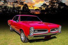 Pontiac GTO Prints For Sale
