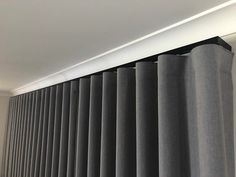 When it comes to the elegant and luxurious S wave curtain Perth homeowners love, turn to Alfresco Creations. Call us now to claim your FREE QUOTE! S Wave Curtains, Pinch Pleat Curtains, Pleated Curtains, Curtain Fabric, Contemporary Curtains, Modern Curtains, Warwick Fabrics, Tall Windows, Free Quotes