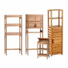 Bamboo Bath Furniture - BedBathandBeyond.com