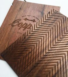Sneak peak of one of many items I am creating for a boutique hotel opening this summer! These are menu board samples. Cannot beat the rich colors and wood grain of Walnut. #wood #rustic #natural #hotel #design #menu #restaurant #lasercut #lasercutting #walnut #organic #etsy #shop Laser Cut Wood, Laser Cutting, Lucca, A Boutique, Wood Grain, Beams, Workshop, Rustic, Menu Restaurant