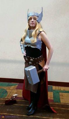 Thor Costume - Halloween Costume Contest via @costume_works