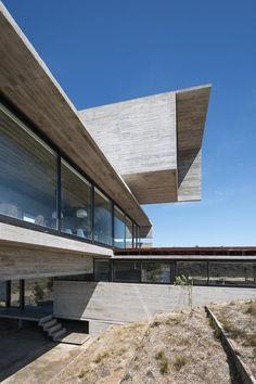 CASA GOLF, Pinamar, 2015 - Luciano Kruk arquitectos