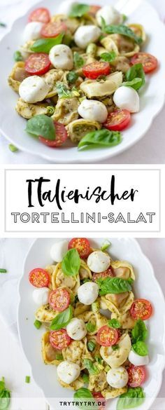 Italienischer Tortellini-Salat eating breakfast eating dinner eating for beginners eating for weight loss eating grocery list eating on a budget eating plan eating recipes eating snacks Clean Eating Soup, Clean Eating Snacks, Healthy Snacks, Healthy Recipes, Foil Pack Meals, Avocado Dessert, Tortellini Recipes, Menu Dieta, Snacks Sains