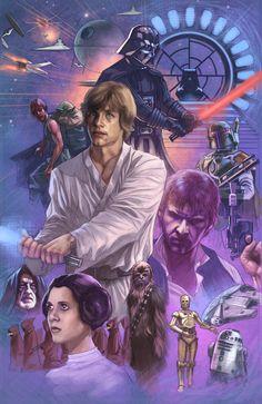 Star Wars by Bentti Bisson