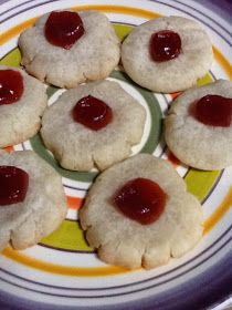 Biscoitos Vegan sem Gluten com Goiabada