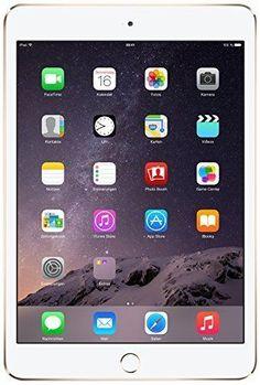 NEW Apple iPad mini 3  MH3G2LL/A 16GB Wi-Fi  Cellular - Gold