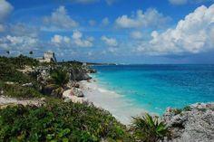 トゥルムのマヤ遺跡「死ぬまでに行ってみたい世界の奇妙なビーチ 15」トリップアドバイザー