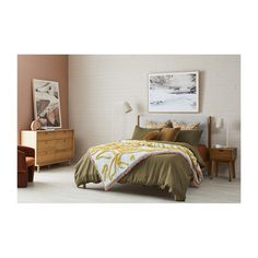 Life Interiors - Luna Fabric Queen Bed (Oak, Light Grey) - Modern Furniture Buy Your Beds Online or In Store! Contemporary Chest Of Drawers, Contemporary Bedroom, Contemporary Furniture, King Bed Headboard, Headboards For Beds, King Beds, Queen Beds, Dresser Furniture, Furniture Design