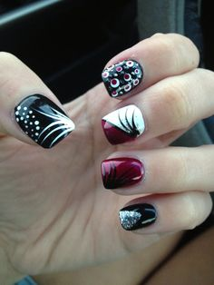 Gamecock nails