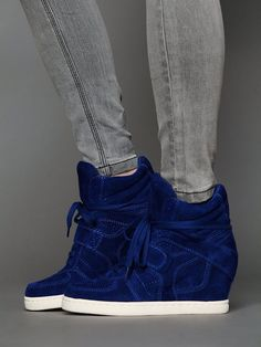 Ash Cool Wedge Sneaker at Free People Clothing Boutique