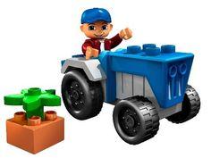 LEGO-DUPLO-LEGOVille-4969-Tractor-Fun