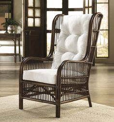 Bora Bora Occasional Chair w/ Cushion | Hospitality Rattan Furniture | Home Gallery Stores