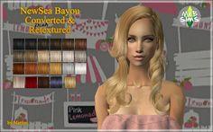 NewSea Bayou Converted & Retextured