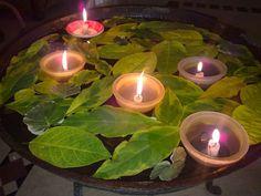 Kanak Hagjer's Diwali decorating ideas for the home.