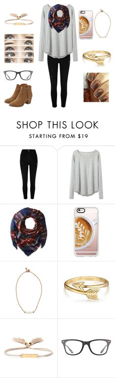 """""""Fall....YA"""" by basketball11-123 ❤ liked on Polyvore featuring River Island, Organic by John Patrick, Steve Madden, Casetify, Lead, Bling Jewelry, Chloé, Brinley Co, Ray-Ban and American Eagle Outfitters"""