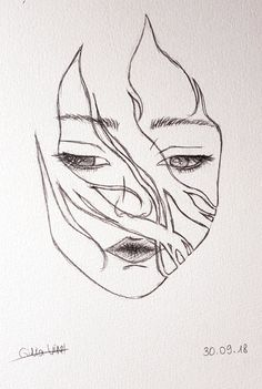 Pencil Drawing Tutorials Thinking. Pencil Drawing Tutorials, Pencil Art Drawings, Art Drawings Sketches, Easy Drawings, Art Tutorials, Drawing Ideas, Art Illustrations, Drawing Tips, Sketchbook Inspiration