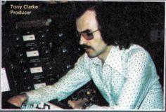 Producer Tony Clarke