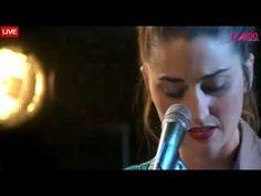 Sara Bareilles covering Coldplay. Incredible beauty.