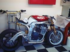 GSXR Oil Cooled - Page 4 - Custom Fighters - Custom Streetfighter Motorcycle Forum