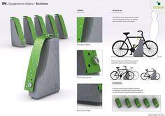 Equipamiento Urbano on Behance