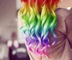 Cabellos de colores♥
