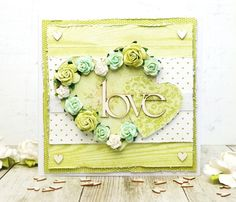 "Přáníčko \""Green Love\"""