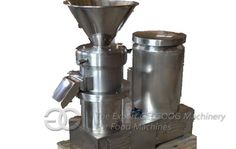 Better Quality Peanut Paste Colloid Mill For New model