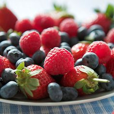 Berry Tips from Taste of Home