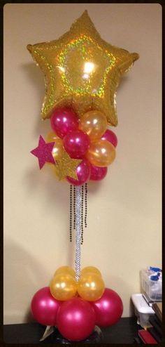 Elegant Balloons - Gallery - Sweet 16 Decor