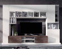 Muebles Muñoz, aparador de salón de diseño moderno