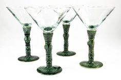 Tiki-Martiki-Glasses-Set-of-4-4oz-Martini-Glasses-by-Tiki-Farm-Marcus-Pizzuti