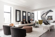 East 11th Street Penthouse by Delos