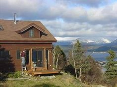 Destin house with 5 bedrooms Gros Morne, Newfoundland And Labrador, Best Vacations, Mountain View, Trip Advisor, National Parks, Places To Visit, Villa, Cabin