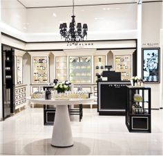 New Jo Malone store in Den Haag, Holland. Maybe I can visit here someday?