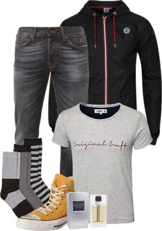 Easy outfit for men