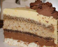 Torte Recipe, Torte Cake, Sweet Desserts, Food Art, Vanilla Cake, Cheesecake, Sweets, Recipes, Cakes