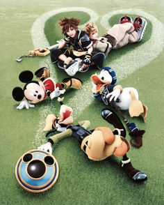 A blog primarily dedicated to the music of Kingdom Hearts