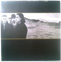 U2 - The Joshua Tree + plakat
