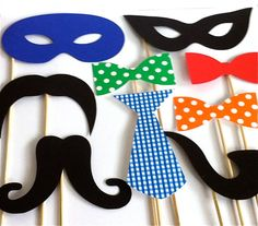 Photo Booth Props Party Pack Wedding Photo by CreativeButterflyXOX, $12.95
