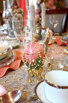 Faberge Egg - Holida