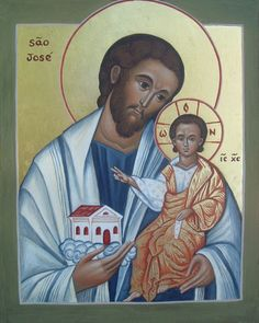 St Josephs Day, Greek Icons, Guardian Angels, Holy Family, Orthodox Icons, Medieval Art, African History, Roman Catholic, Religious Art