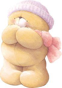 #foreverfriends #teddy #winter ♥