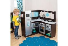 Grand Espresso Corner Kitchen-53302-KidKraft http://www.MiniProducts.eu