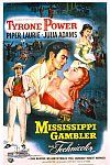 "HispaShare.com - Película ""Marcado a fuego"" Mississippi, Peliculas Western, Tyrone Power, Westerns, Comic Books, Baseball Cards, Comics, Cover, Fire"