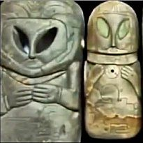 Newly discovered Mayan artifacts prove that they had contact with extraterrestrials. That explains a lot. Fascinating!
