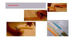 Regla curva francesa para descargar | Gratis para descargar e imprimir |Aprende a coser