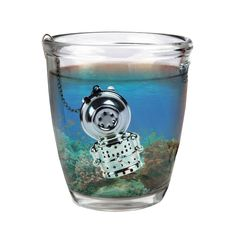 So Costeau Tea Infuser   dotandbo.com