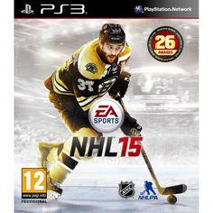 NHL 15, PlayStation 3, Sports