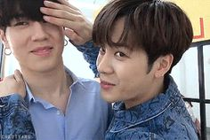Sunshine Choi Youngjae — chattyang: Jackson is ME
